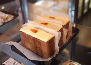 Cafe Rio carrot cake