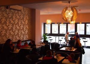 Cafe Rio inside